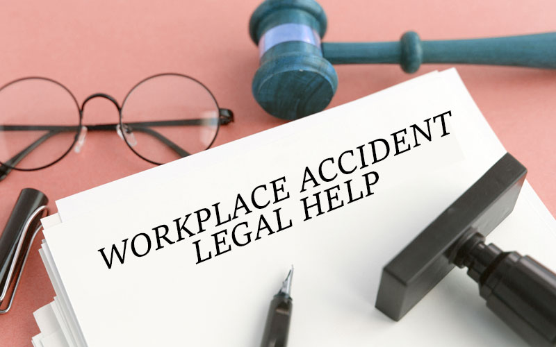 Been in a workplace accident? Legal help may be necessary
