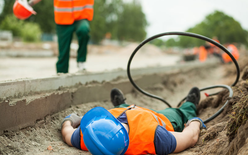 Workplace accidents and OSHA