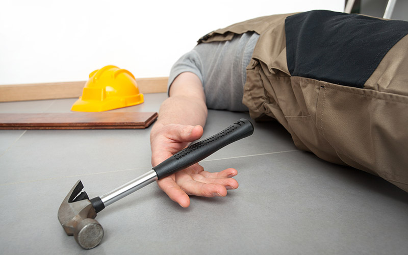 3 things servers need to know about on-the-job injuries