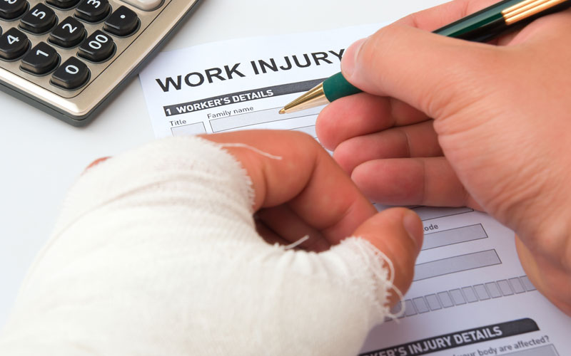 How to obtain medical benefits for a work-related injury