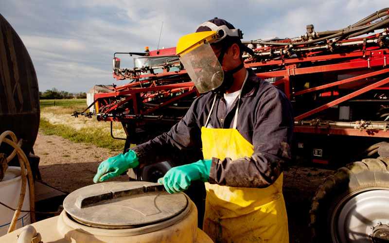 California workers should be protected from chemical hazards