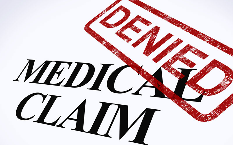 What to do if your medical benefits are denied