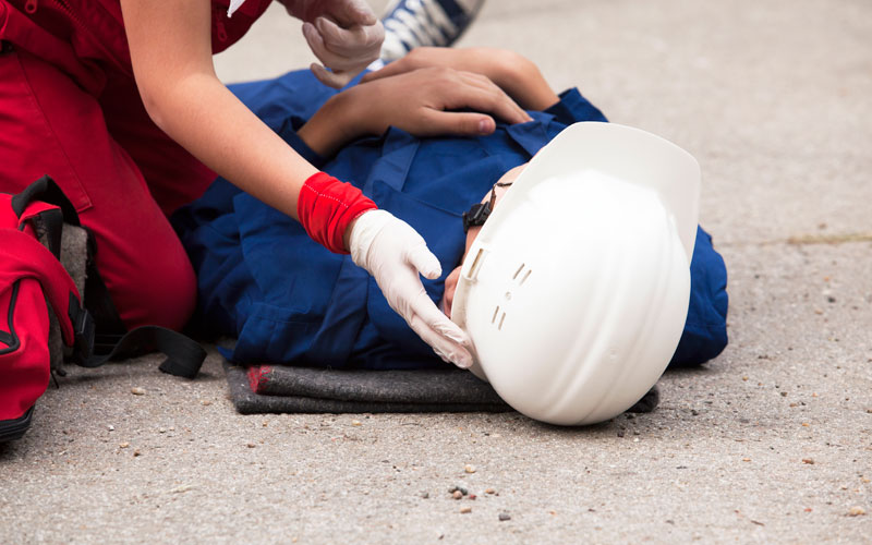Traumatic brain injuries in the workplace