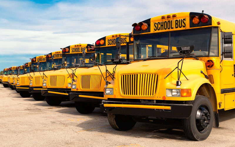 School bus drivers should brush up on safety
