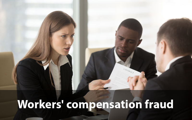 Workers' compensation fraud happens on both sides