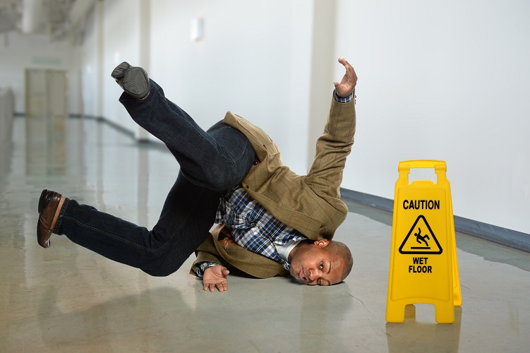 Workers' Compensation Claims Slip And Fall Accidents At Work: Do You Have A Valid Claim?
