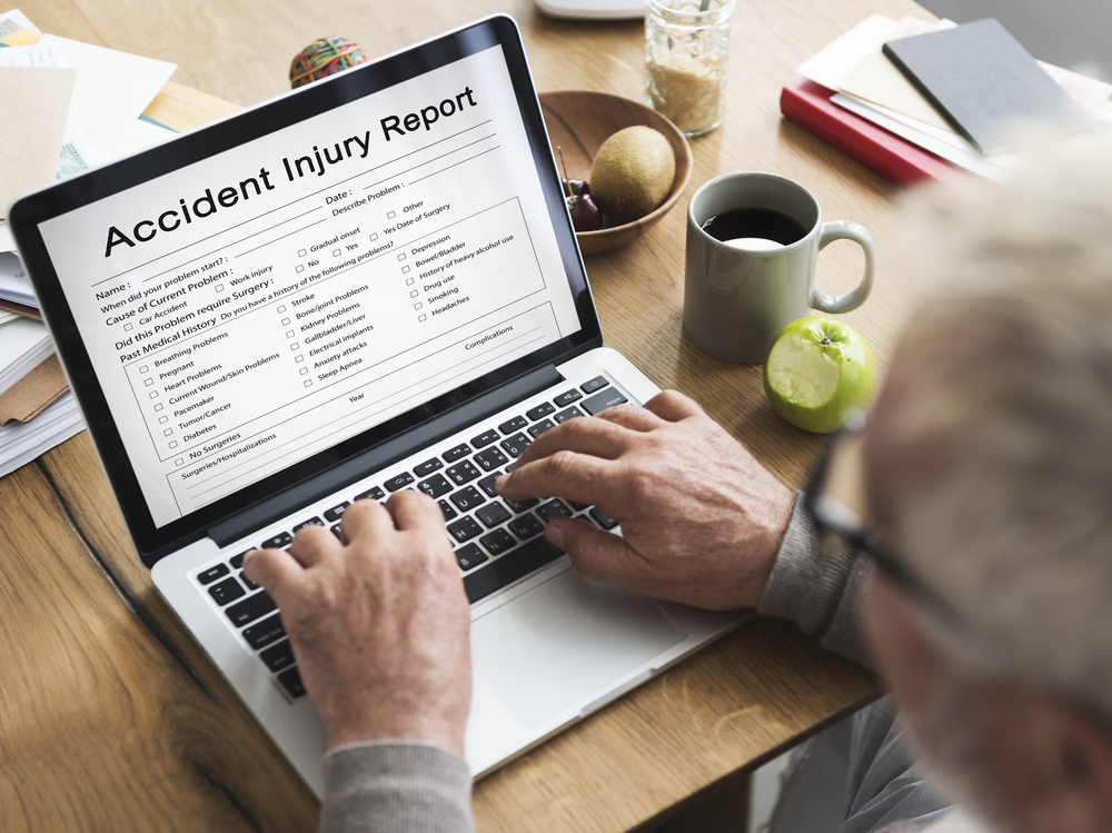 Your Guide To Making A Work-Related Accident Report In California